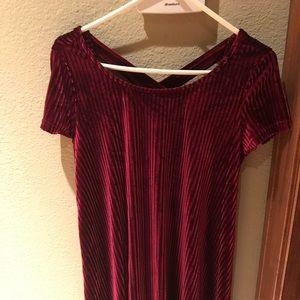 Other - Velvet tunic/dress